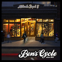 Ben&#39;s Cycle