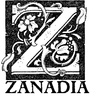 Zanadia.com